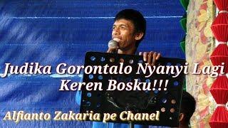 Keren!!! Judika Gorontalo Si Mr. Riri Membawakan Lagu Nostalgia Lama.