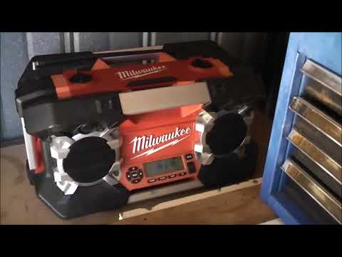 Milwaukee Radio Makita Battery Retrofit & More Meters Coming