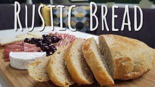 Cooking Onboard: Worlds Easiest Bread!