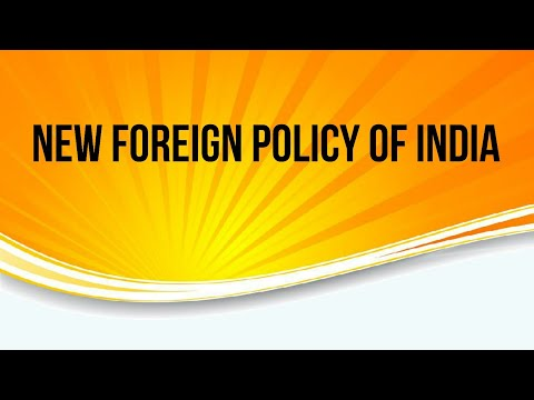 Narendra Modi foreign policy |New Foreign policy of India | The Hindu editorial decode 18-8-17
