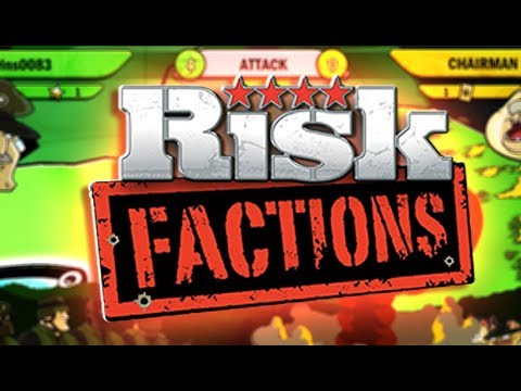 How To Take Over The World - Risk Factions