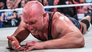 Simon Miller Talks His Horrific Wrestling Injury