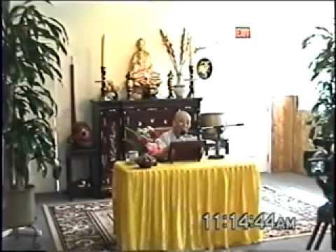 Ni Sư Hạnh Huệ - Giảng Tại Thiền Viện Đại Đăng - Tập 1