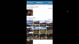Adding a Post using the WordPress App on an iPhone