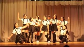 2016~2017年度 金文泰中學舞蹈比賽第一隊 cielo