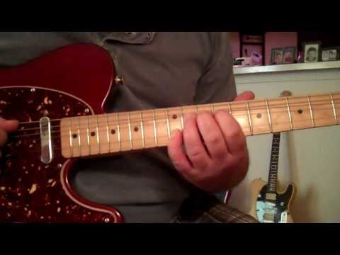 Guitars and Cadillacs Guitar lesson