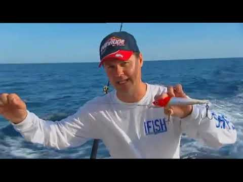 IFISH Trolling lures out off Cairns - Full Episode