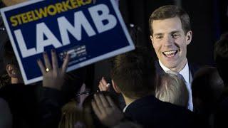 Republican concedes election to Conor Lamb