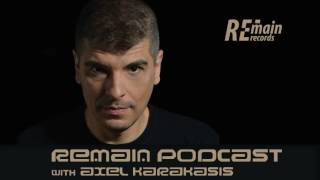 Remain Podcast 76 with Axel Karakasis