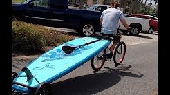 How2 SUP BIKE with SUP Wheels
