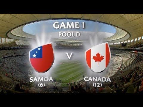 Samoa v Canada