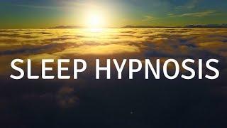 SLEEP HYPNOSIS (with music) A guided SLEEP meditation for DEEP sleep, Fall asleep fast.deep sleep