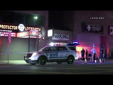 Pedestrian Fatally Struck at Parking Garage | Coney Island Ave, Brooklyn