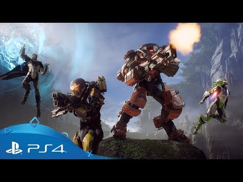 Anthem | This is Anthem - Part 1 | PS4