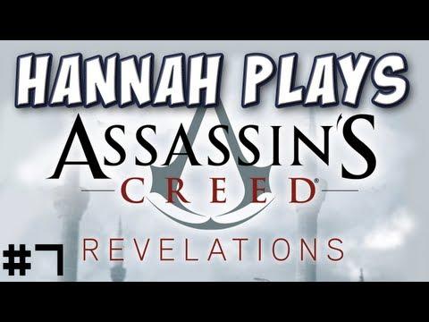 Hannah Plays! - Assassin's Creed Revelations 7 - The Prisoner |