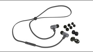 NuForce BE6 Bluetooth Earphones by Optoma