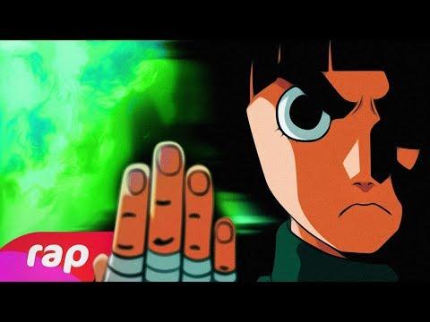 Rap do Rock Lee Naruto - A FORÇA DA MOTIVAÇÃO  NERD HITS