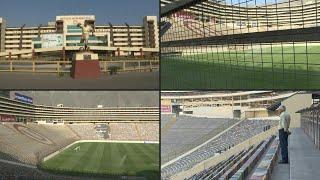 Lima trabaja contra reloj para recibir la final de la Copa Libertadores | AFP