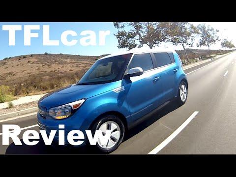 2015 KIA Soul EV First Drive Review: New Lean, Green All-Electric Machine