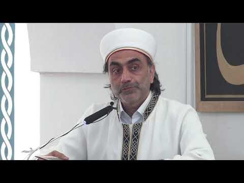 Cuma Vaazı Fatiha Suresi Prof. Dr. Halis AYDEMİR 11.6.2021 Nilüfer Merkez Camii BURSA
