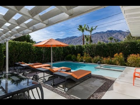 Palm Springs Real Estate | 727 N Paseo De Anza Tour | Mark Gutkowski