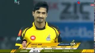 Peshawar Zalmi vs Lahore Qalandars - HBL PSL 2019 - 7th Match