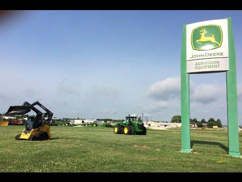 John Deere Dealer In Iowa Renovates Abandoned Electronics Plant