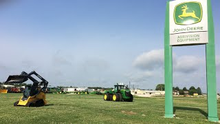 John Deere Dealer in Iowa Renovates Abandoned Electronics Plant