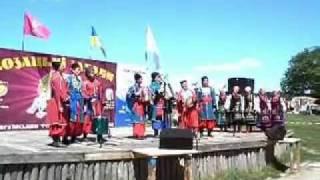 "Хай живе вільна Україна - Гурт ""Заграва"""