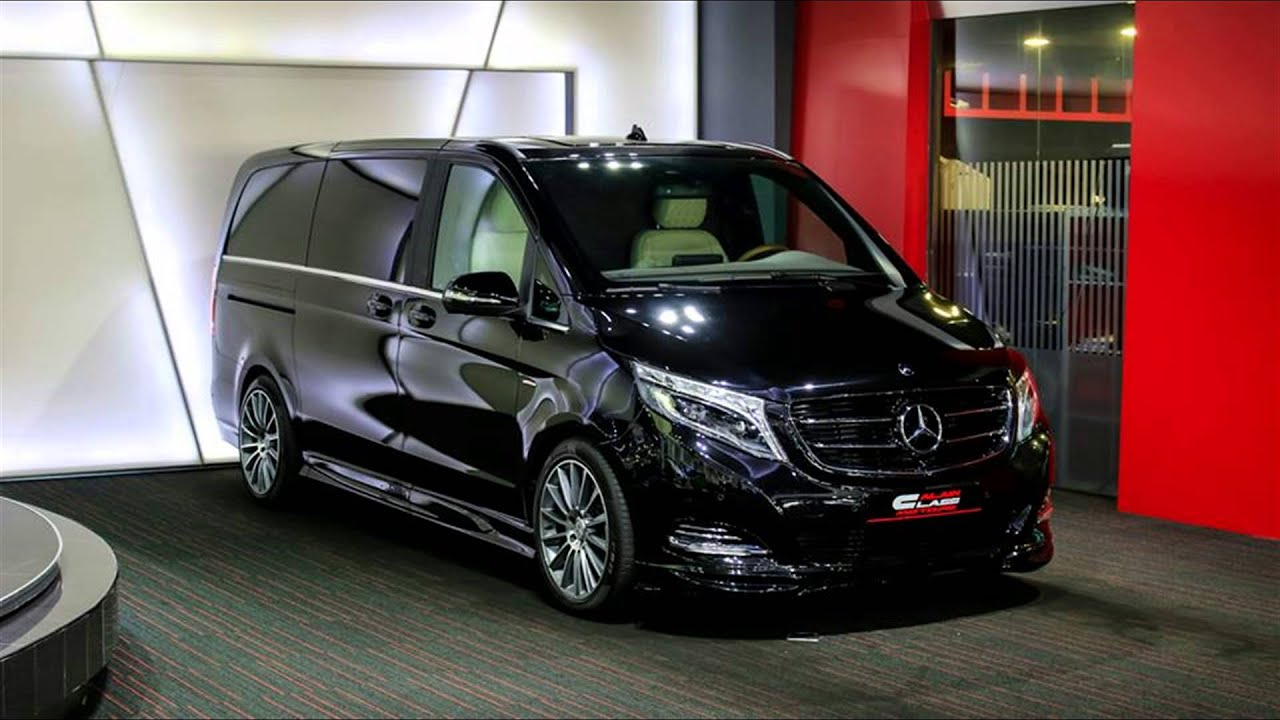 dia show tuning dizaynvip mercedes benz v klasse diamond youtube. Black Bedroom Furniture Sets. Home Design Ideas