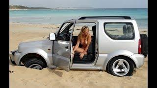 Suzuki Jimny замена мотора с G13 на G16