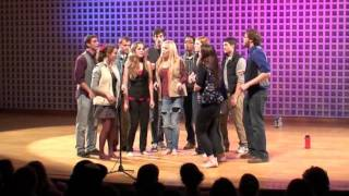 "Bates College Crosstones - ""The Kids Aren"