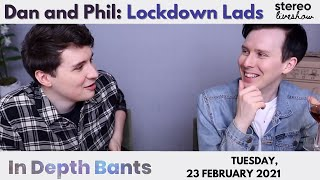 Lockdown Lads: Dan and Phil Stereo Liveshow (Audio Only)