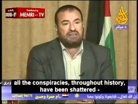 "palestinians are a myth says hamas member ""they are just saudis and egyptians"""