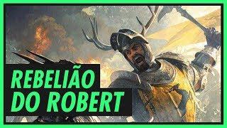 Família Targaryen (4/4): A Rebelião do Robert! | GAME OF THRONES