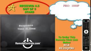 Review RCA TV LED LCD 1080p 60Hz - LED32C45RQ