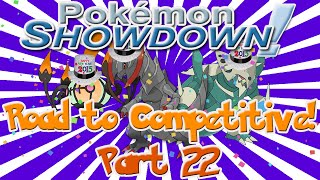 Pokemon Showdown ORAS UU | Road to Competitive: The 3 headed dragon thing! (HAPPY NEW YEARS!)