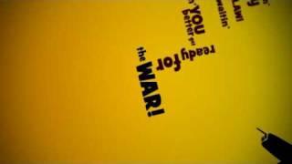 Xzibit - LAX (Kinetic Typography)