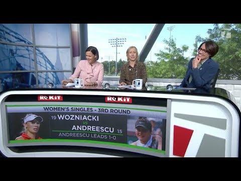 Tennis Channel Live: Bianca Andreescu Vs. Caroline Wozniacki 2019 US Open Third Round Preview