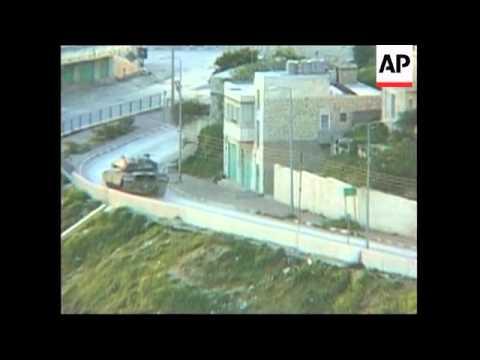 Gun battle on streets of Bethlehem