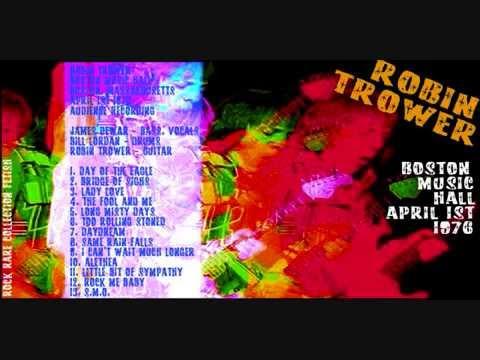 robin trower boston music hall boston ma 4 1 76 youtube. Black Bedroom Furniture Sets. Home Design Ideas