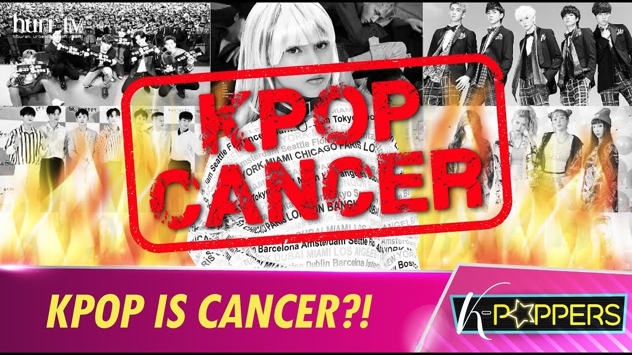 K-Poppers | Kpop is Cancer?!