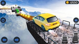 Impossible Car Stunt 2018 - ANDROID IOS Gameplay HD | Best Car Games for Kids