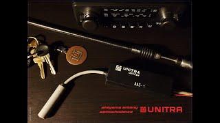 UNITRA UNITECH - aktywna antena samochodowa AAS-1