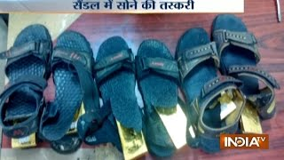 Kolkata: Police arrests gold smuggling gang at Howrah Railway Station, 28 Kgs gold seized