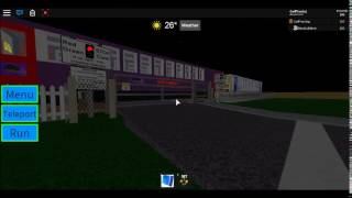 ROBLOX | NewBuildmini's Birthday Train passes Carl's Farm LC