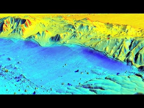 Unveiling the Earth's Surface: Airborne LiDAR
