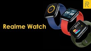 Realme Watch – Дешевые Apple Watch