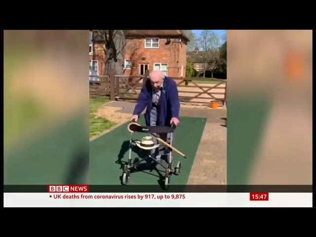 As featured on BBC Breaking News