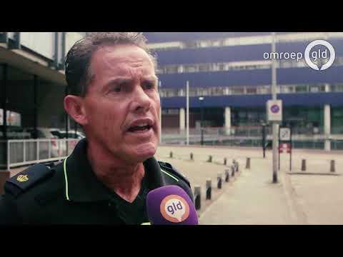 Ramkraak Wageningen - 'Ik filmde stiekem vanachter het gordijn, hopend dat ze me niet zouden zien'